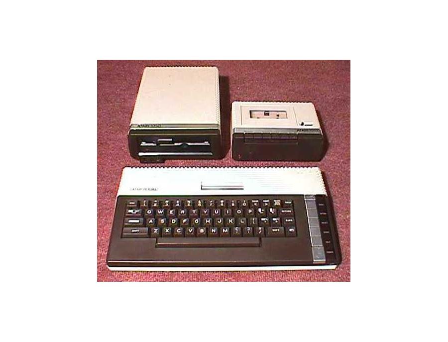 Atari 800 xl xl