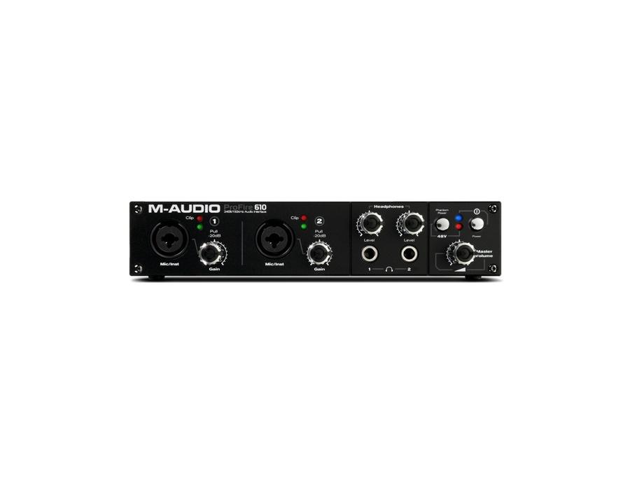 M-Audio ProFire 610 Firewire Audio Interface