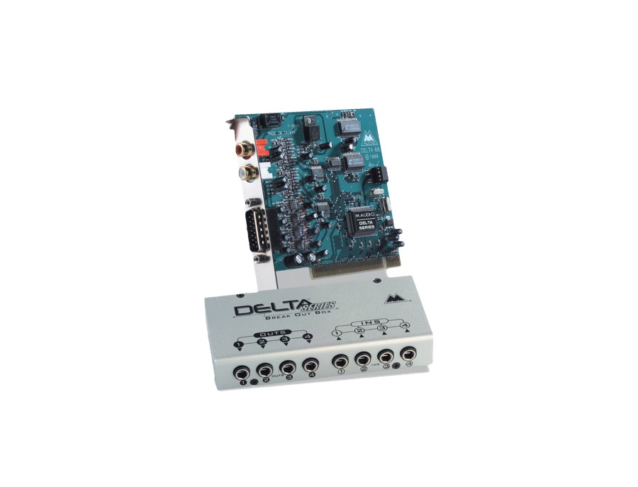 M audio delta 66 audio interface xl