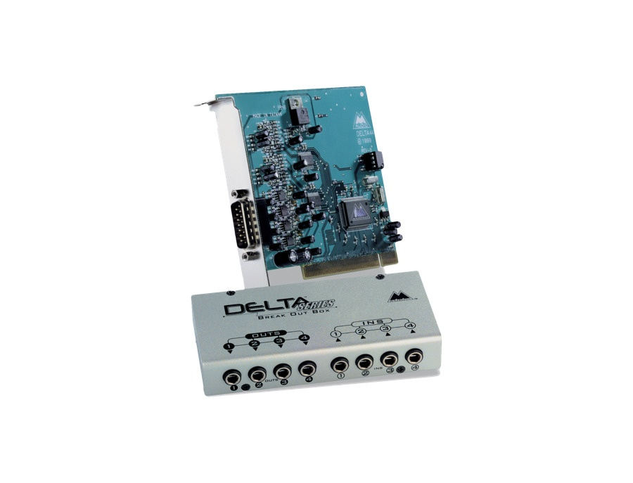 M-Audio Delta 44 PCI Digital Professional Audio Card