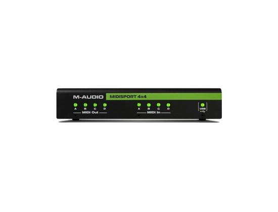 M-Audio MIDIsport 4x4 Anniversary Edition USB MIDI Interface