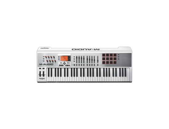 m audio axiom air 61 61 key usb midi keyboard controller reviews prices equipboard. Black Bedroom Furniture Sets. Home Design Ideas