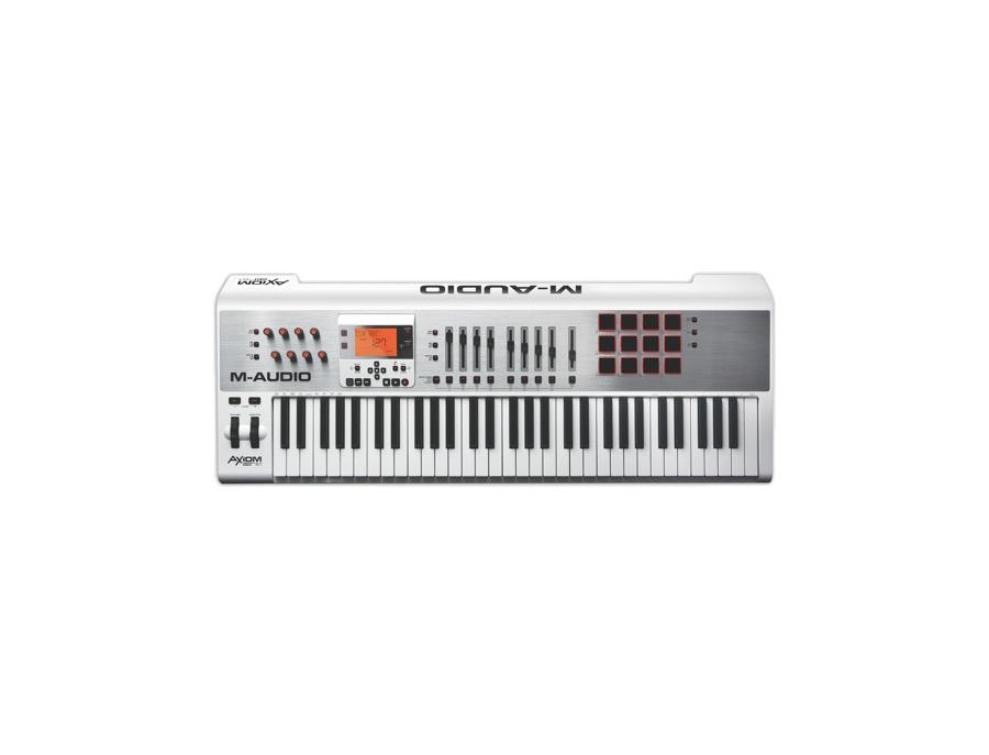 M audio axiom air 61 61 key usb midi keyboard controller xl