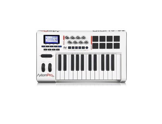 M-Audio Axiom Pro 25 Advanced 25-Key USB MIDI Controller
