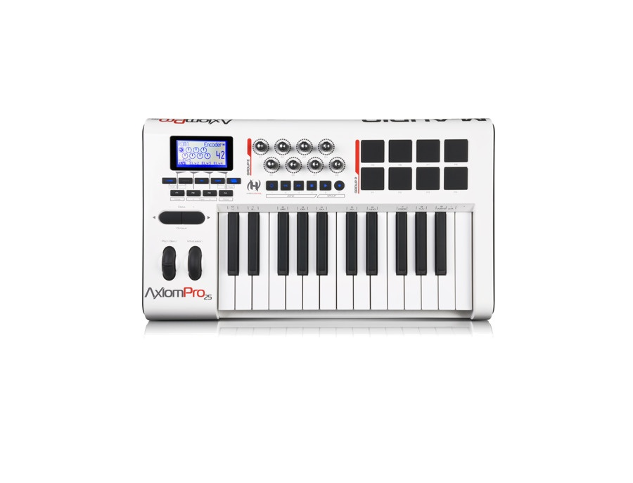 M-Audio Axiom Pro 25 Advanced 25-Key USB MIDI Controller