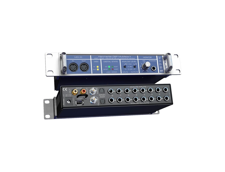 RME Multiface II Audio Interface