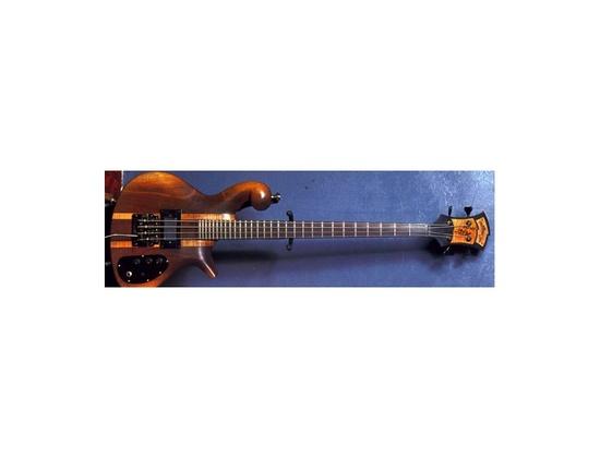 Carl Thompson 4-String Fretted Walnut