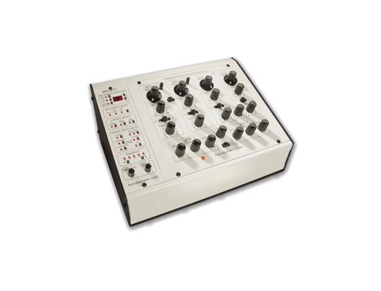 Oberheim SEM with MIDI to CV Converter