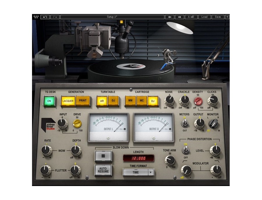 Waves Abbey Road Vinyl Reviews & Prices | Equipboard®