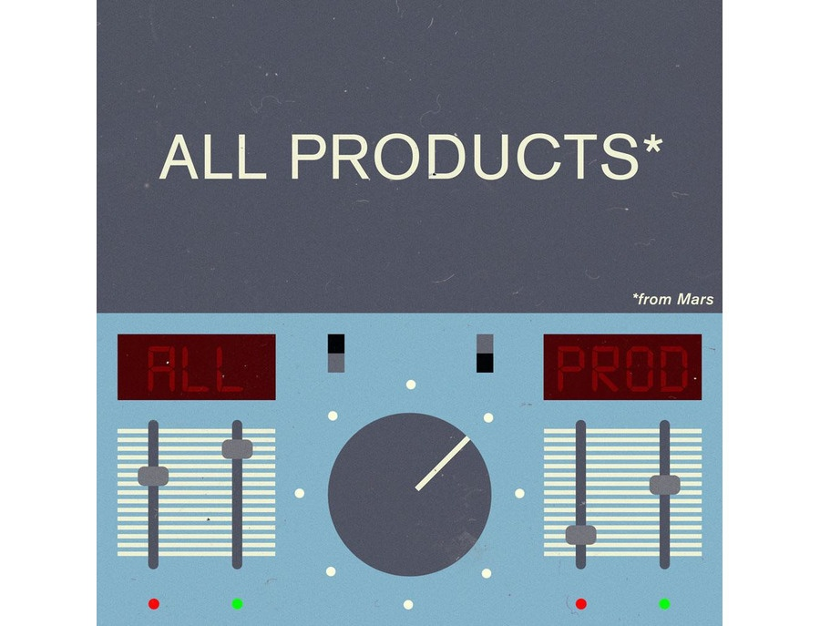 Samples from Mars - ALL PRODUCTS FROM MARS