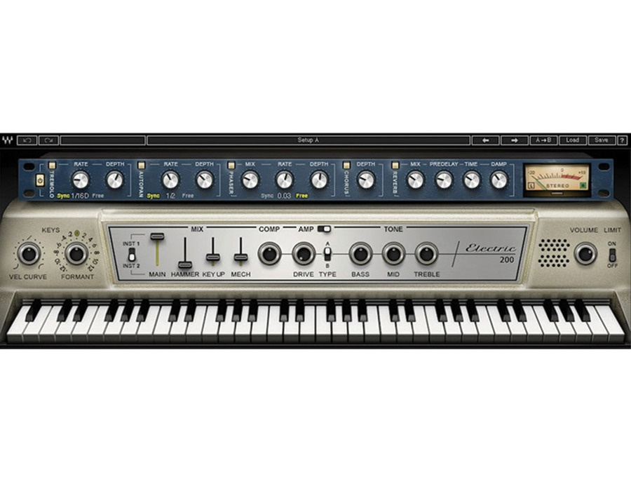 Waves electric 200 piano xl
