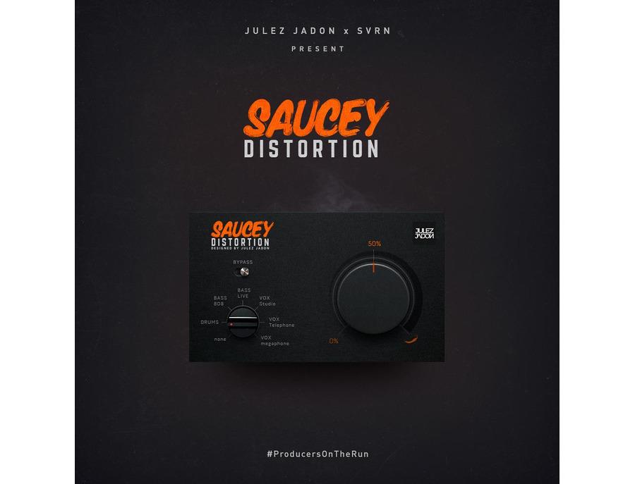 Saucy distortion xl