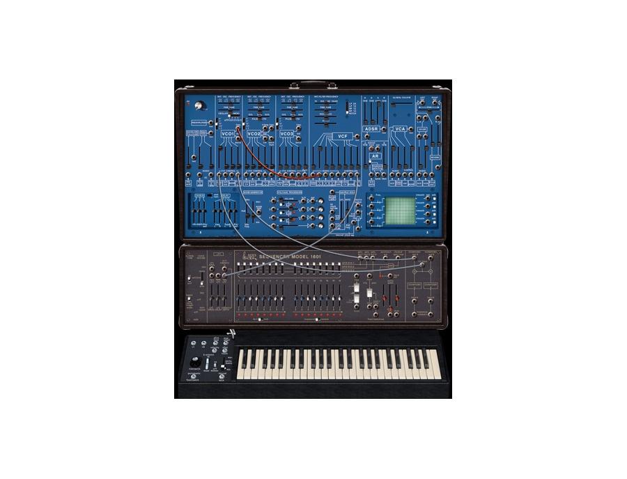 Arturia arp2600 v software synthesizer xl