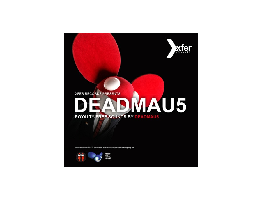 Deadmau5 XFER Sample Pack