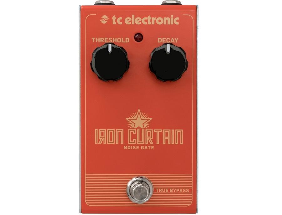 Tc electronic iron curtain noise gate xl