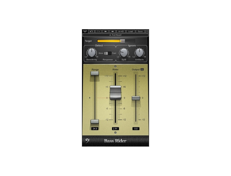 Waves bass rider plugin xl