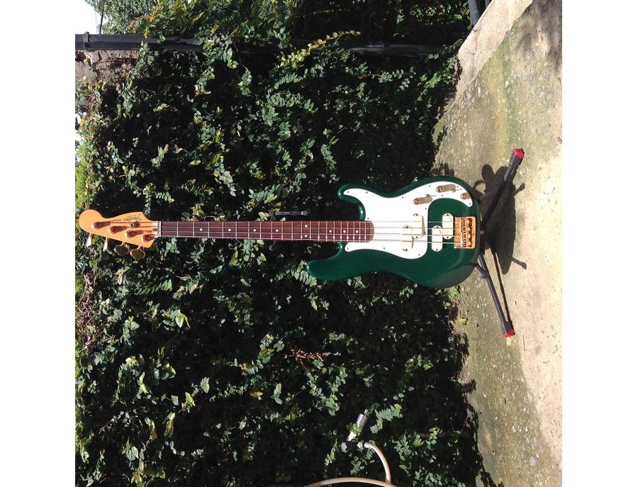 Fender precision elite ii xl