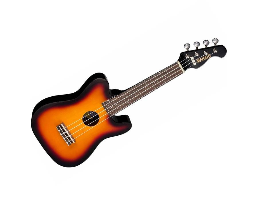 Mahalo telecaster soprano ukulele xl