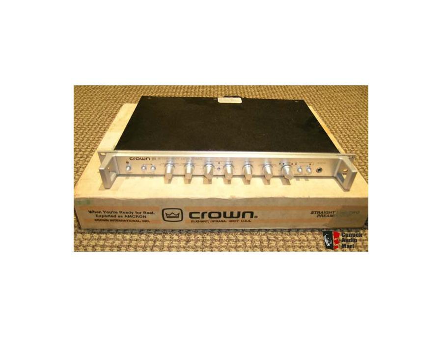 Crown Straight Line 2