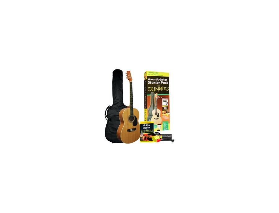 Kona k394d acoustic guitar xl
