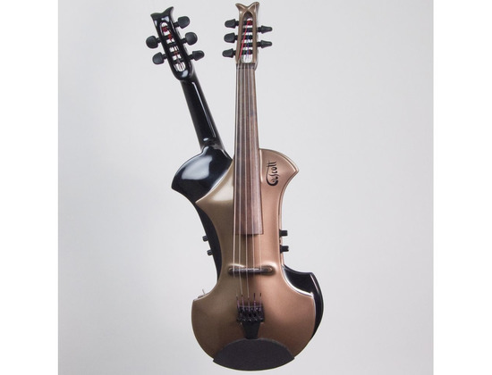 Guscott X10 Double-Neck violin