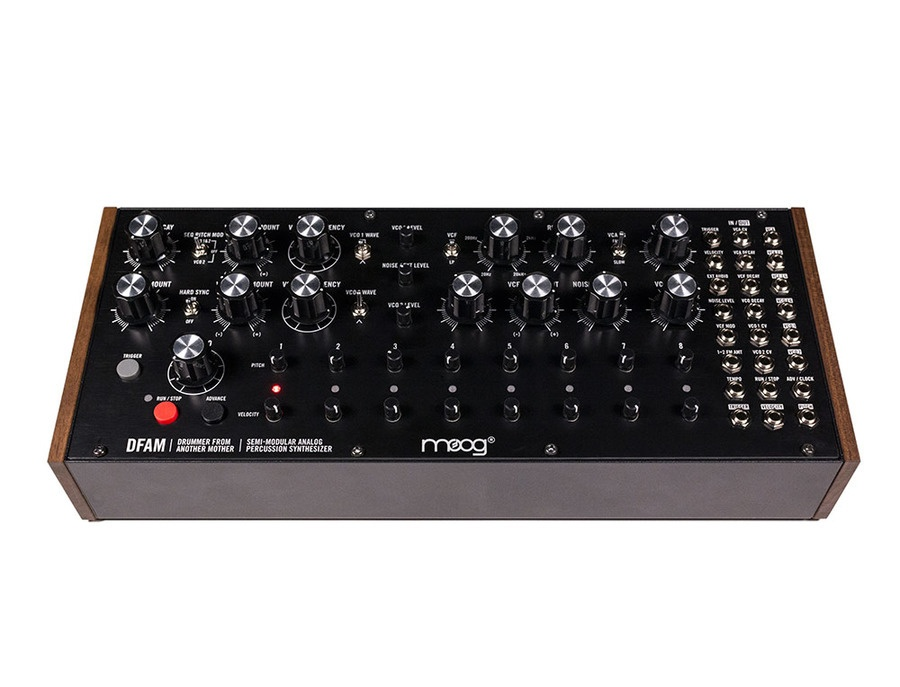 Moog dfam drummer from another mother xl