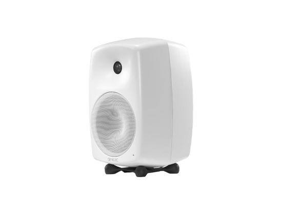 Genelec 8050A Bi-Amplified White Studio Monitor