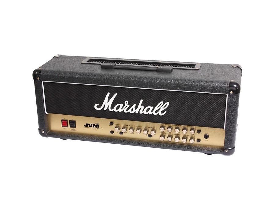 Marshall JVM Series JVM210H 100 Watt Tube Amplifier Head