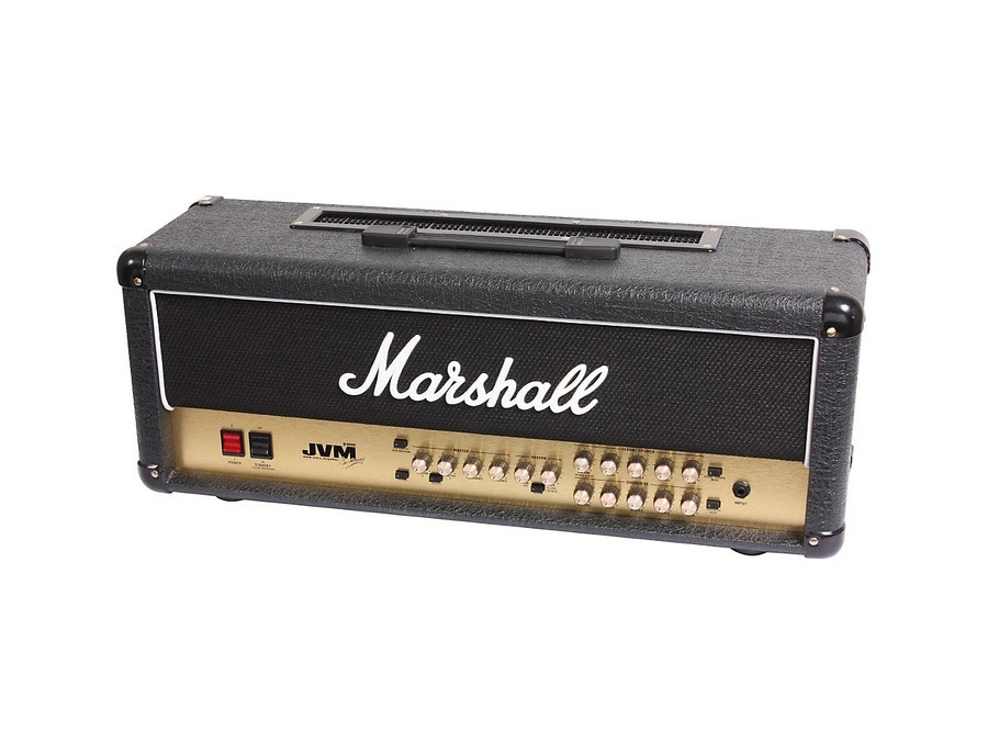 Marshall JVM Series JVM210H 100 Watt Tube Amplifier Head