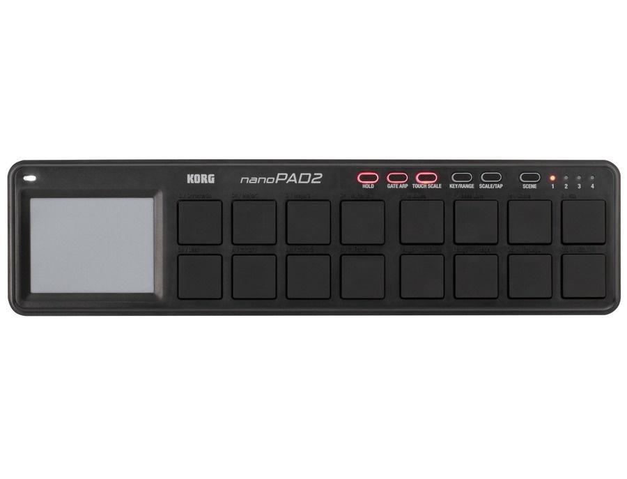 Korg nanopad 2 usb drum controller xl