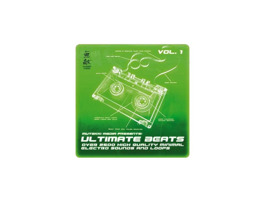Mutekki Media: Ultimate Beats Vol. 1