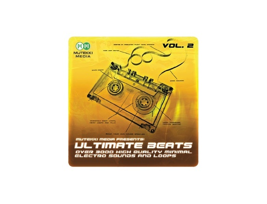 Mutekki Media: Ultimate Beats Vol. 2