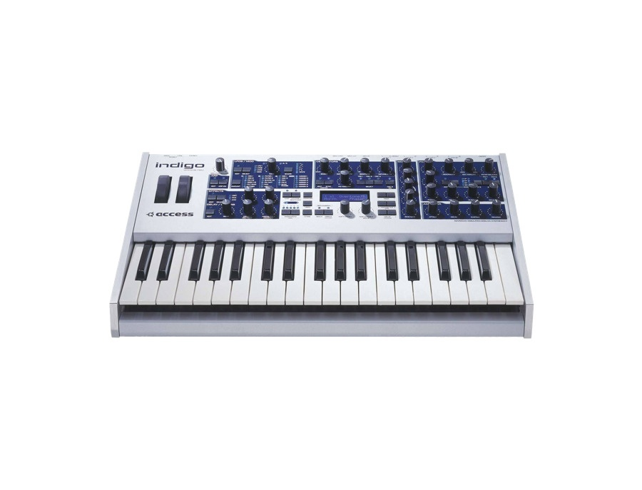 Access virus indigo synthesizer xl