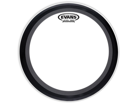 evans emad heavyweight bass drum head reviews prices equipboard. Black Bedroom Furniture Sets. Home Design Ideas