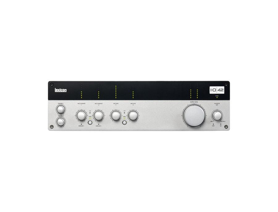 Lexicon I-O 42 USB 2.0 Desktop Recording Studio