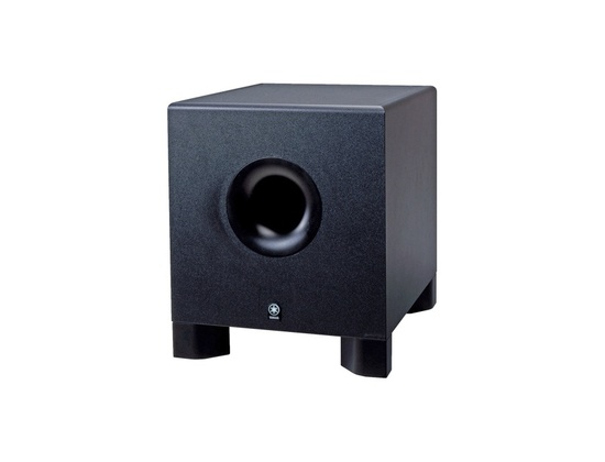 yamaha hs10w 8 powered studio monitor subwoofer reviews prices equipboard. Black Bedroom Furniture Sets. Home Design Ideas