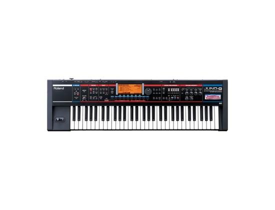 Roland JUNO-G Workstation Keyboard