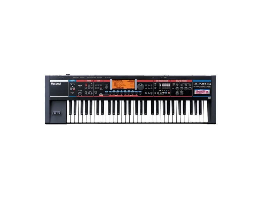 Roland juno g workstation keyboard xl