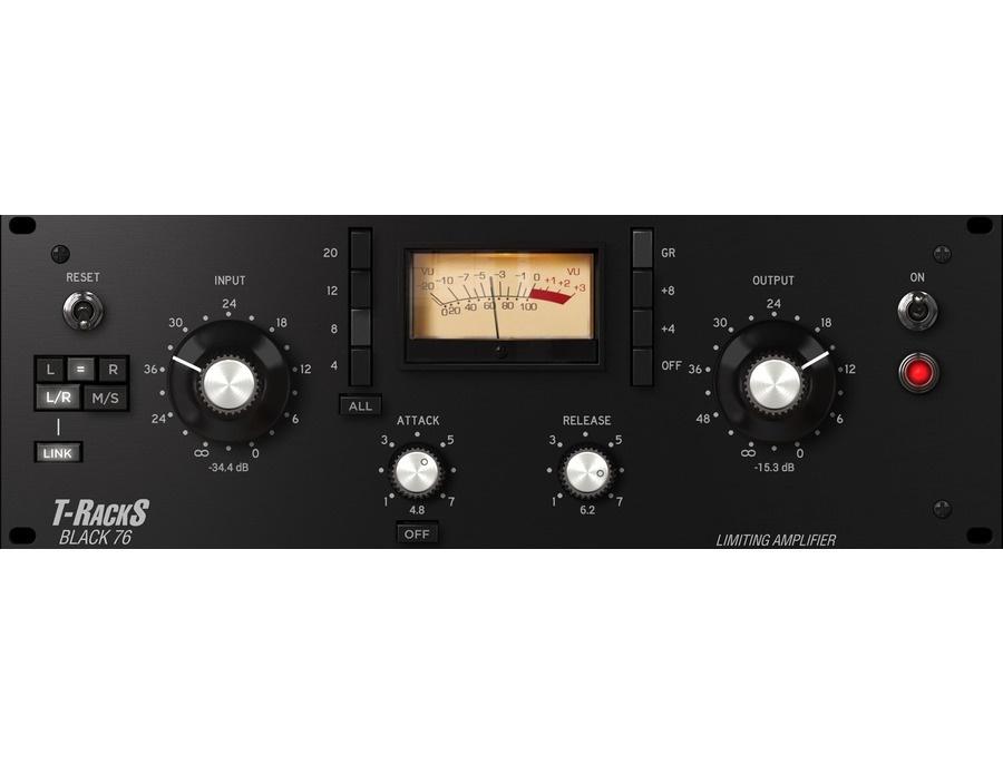 IK Multimedia T-RackS Black 76 Limiting Amplifier