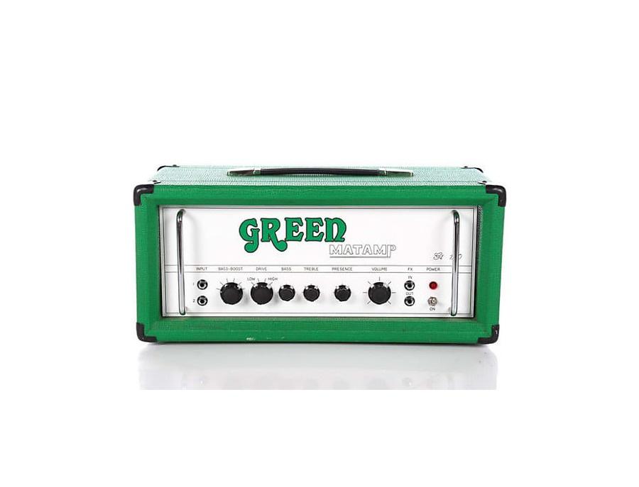 Green matamp 120 xl