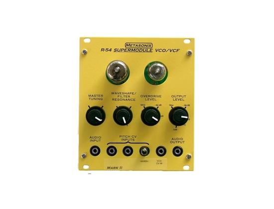 Metasonix R-54 Supermodule VCO/VCF