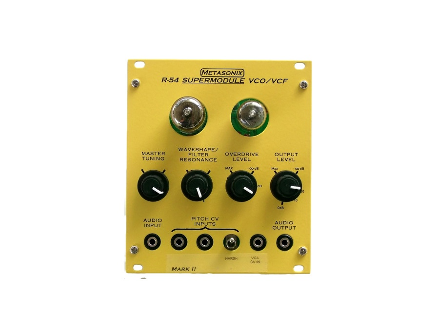 Metasonix R-54 Supermodule VCO/VCF