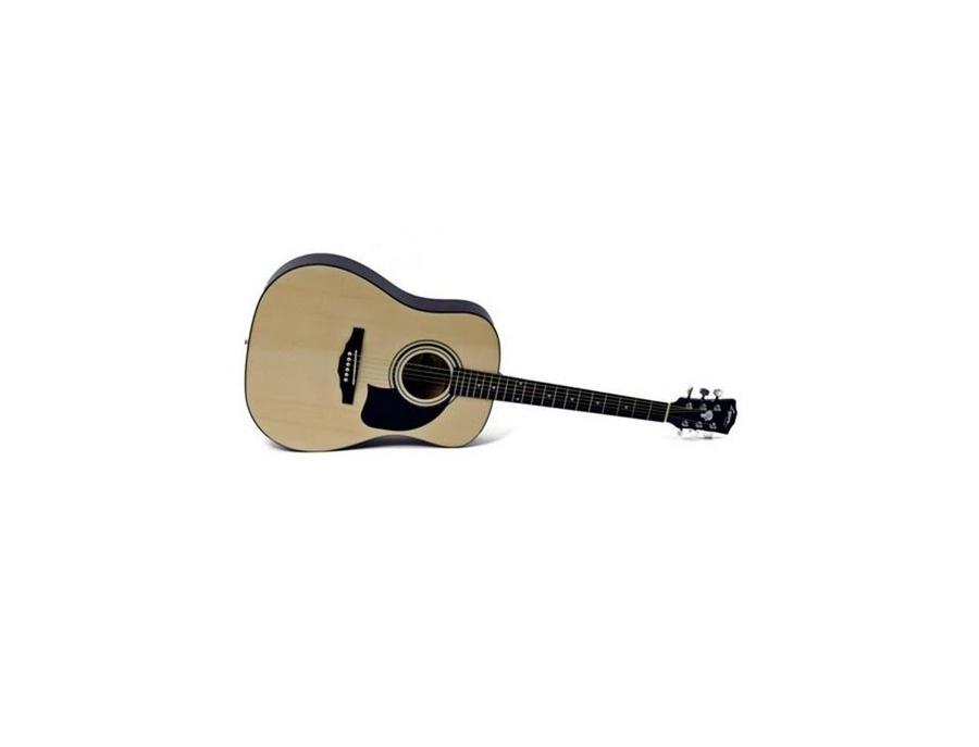 Washburn lyon acoustic guitar xl