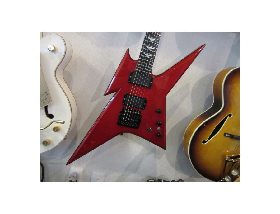 Review: B.C. Rich Ironbird 1 Electric Guitar - SevenTrumpets