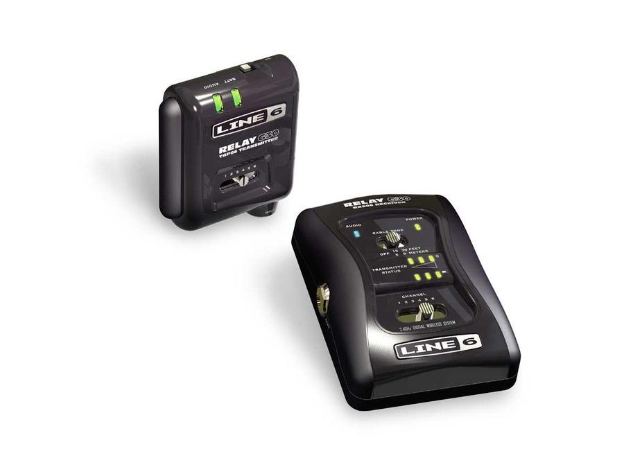 Line 6 relay g30 digital wireless guitar system xl