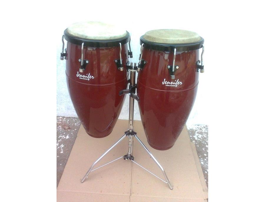 Jennifer percussion congas xl