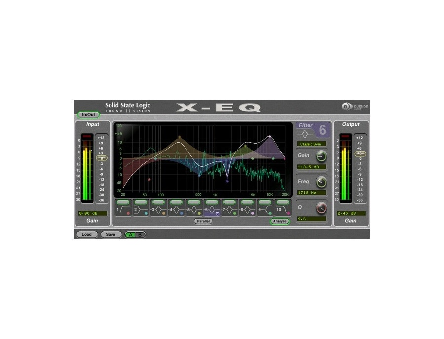Solid State Logic Duende Native X-EQ