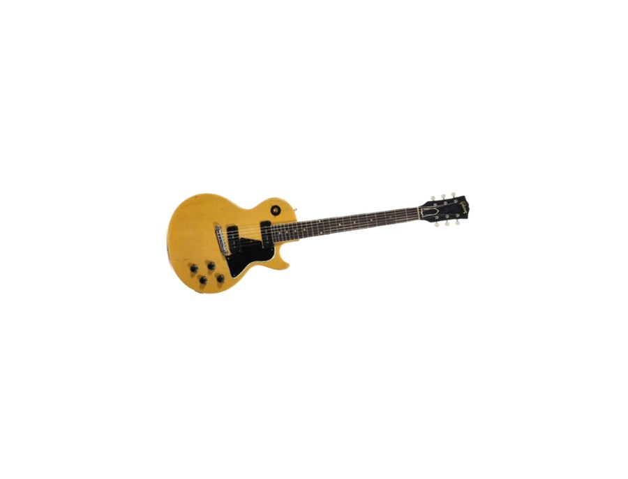 Gibson 1957 Yellow Les Paul Special Electric Guitar