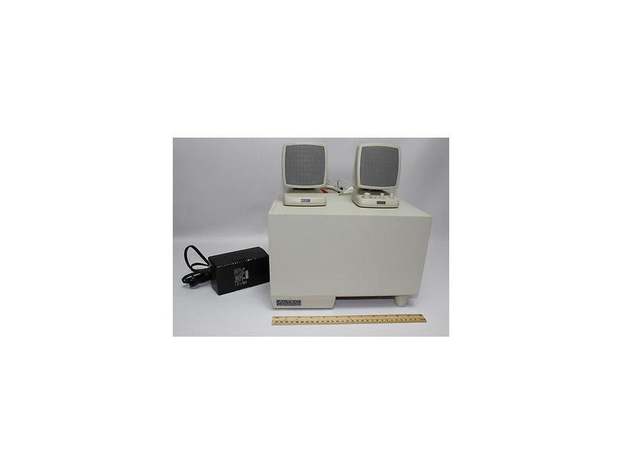 Dell acs340 altec lansing computer speaker system xl