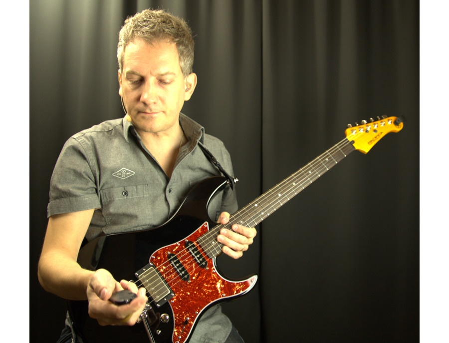 Yamaha Pacifica 510v Electric Guitar